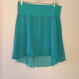 Aéropostale light summer skirt
